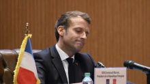 Emmanuel Macron débarque sur TikTok et adresse un message aux bacheliers (VIDEO)