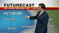 Video-Cast: Friday, Weekend Snow Possible