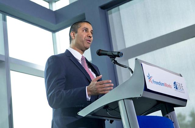 FCC Chairman outlines his plan to gut net neutrality