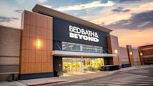 Why Bed Bath & Beyond and Other Retail-Chain Stocks Are Rising Today