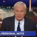 Chris Matthews: TV host apologies for likening Bernie Sanders primary victory to Nazi invasion