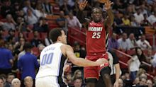 Kendrick Nunn returns to NBA bubble for the Heat