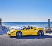 First Drive: Ferrari F8 Spider