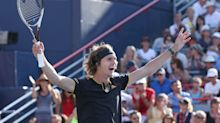 Who is Alexander 'Sascha' Zverev, and why is he being hailed as tennis's 'next big thing' ahead of US Open?