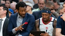 Report: John Wall, Bradley Beal consistently in team meetings despite being outside NBA bubble