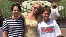 Britney Spears's ex Kevin Federline gets increased custody of sons, files restraining order against Jamie Spears