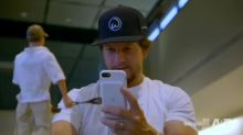 Mark Wahlberg creates an action figure of his brother for 'Wahlburgers' fans