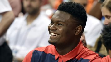 If the shoe fits: Zion signs deal with Jordan Brand