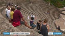 Des visites aux théâtres romains de Lyon pour replonger en 15 av. J-C.