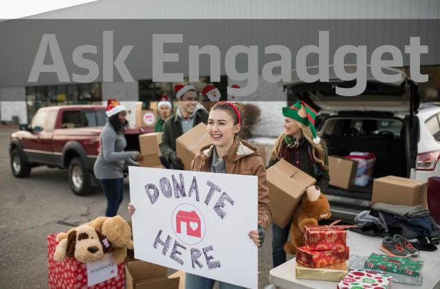 Ask Engadget: Which charities give gifts to those in need?