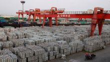China's aluminium output rebounds in November, defies weak prices