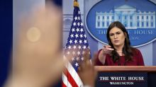 White House interprets First Amendment for reporters