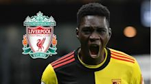 'Liverpool could take Mane's mate Sarr to next level' – Watford raid could work, says Mellor
