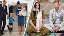9 royal tour rules the royal family has to follow