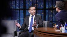 Al Jazeera journalist Mehdi Hasan says Southwest flight attendant left his wife 'in tears'