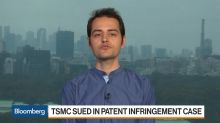 TSMC Sued in Patent Infringement Case
