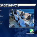 Salon owners to rally outside California Capitol