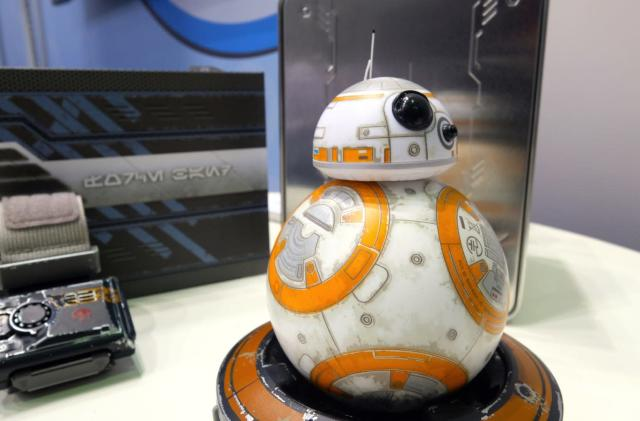 Sphero is done making licensed Disney bots like BB-8 and R2-D2