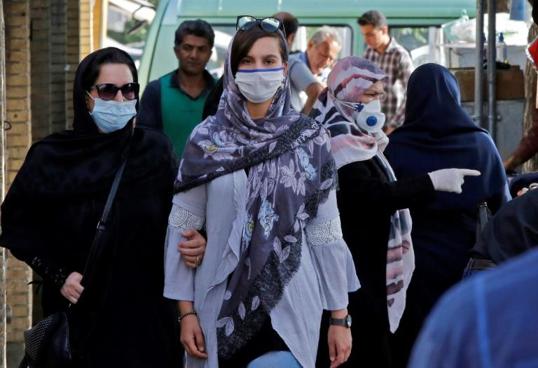 Iran has been dealing with the Middle East's most deadly outbreak of the novel coronavirus