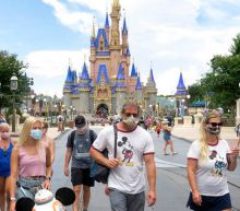 'All stand up!' Disney World guest ejected from park after major mask meltdown