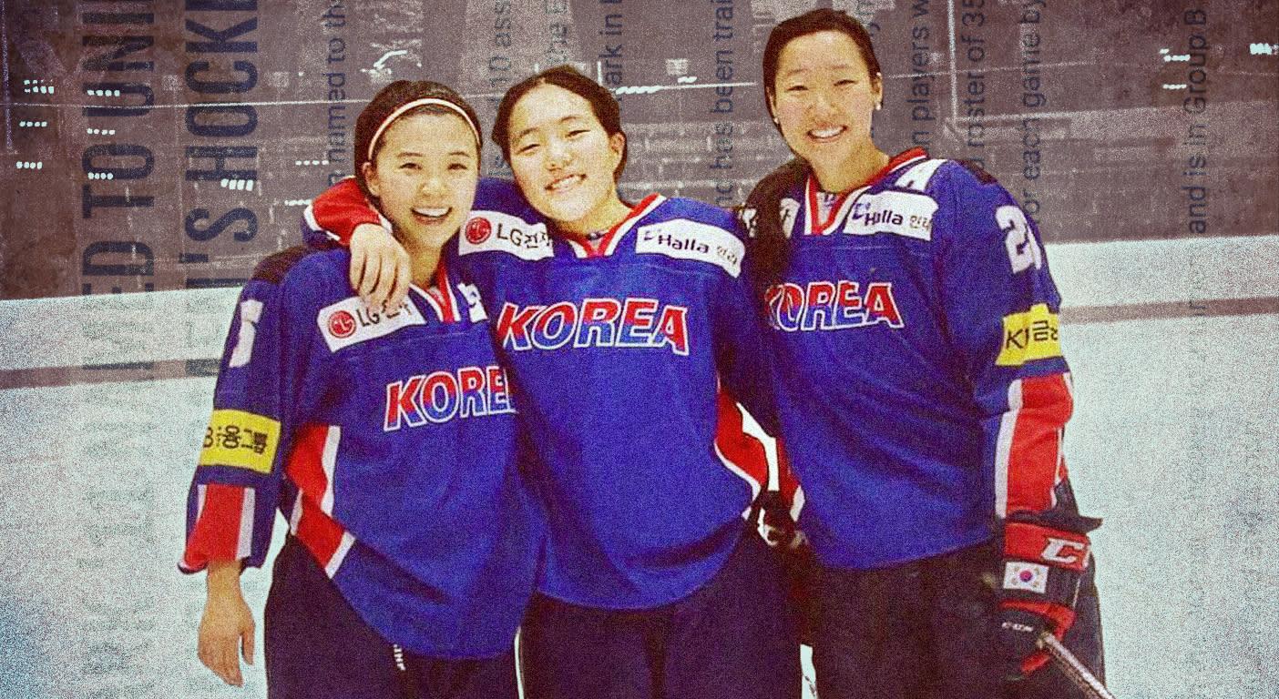 south koreas hockey team - HD1404×768
