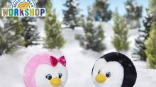 "It's A ""BFD"" At B-A-B: Build-A-Bear Workshop® Announces ""Big Furry Deals"" Including BOGO $6 Offer On All Furry Friends & $6 Penguin Doorbuster On Black Friday"