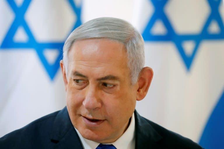 Israelenses decidem no voto futuro de Netanyahu