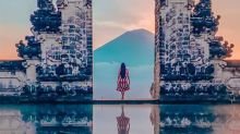 How Instagrammers are faking these 'beautiful' temple shots with one simple trick