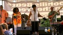 Denver's Hazel Miller Promises To Get The Crowd Moving At Independence Eve