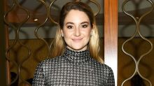 Shailene Woodley Says She Only Ate 350 Calories a Day and Drank Wine Before Bed While Filming 'Adrift'