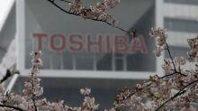 Toshiba's second-quarter profit down 64% on pandemic, below estimates