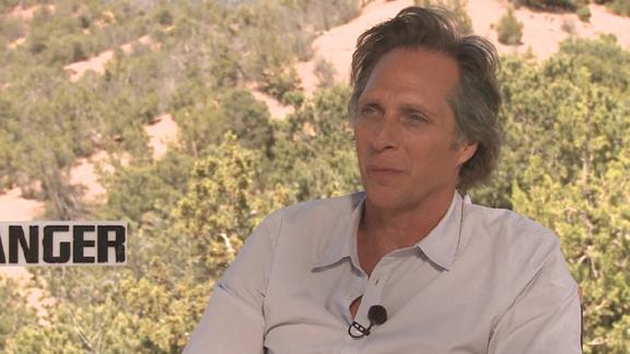 William Fichtner Talks 'The Lone Ranger'