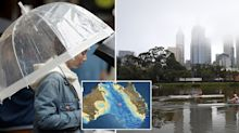 Australia's southeast to be soaked by heavy rainfall, storms and flash flooding