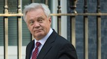 David Davis warned he could be in contempt of parliament after handing over edited Brexit studies