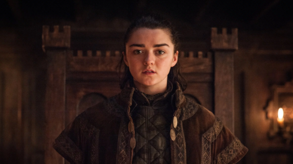 9e6298470cb6 Game of Thrones Fans Can't Get Over Arya Stark's Sex Scene