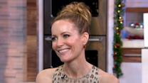 Leslie Mann on Co-Writing With Husband Judd Apatow