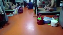 Inside the squalid Singapore migrant camp feared to be rife with COVID-19