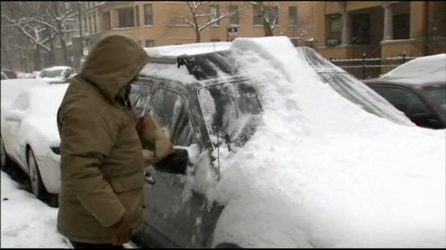 Winter Storm Targets Northeast