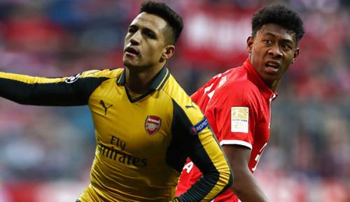 Premier League: Conte will offenbar Alaba und Sanchez holen