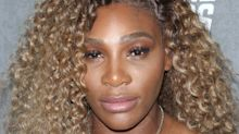 Serena Williams shows off adorable photos of daughter Olympia as a flower girl