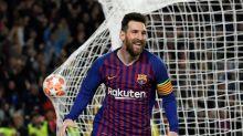 El declive de Messi