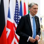 Britain's bookish Hammond turns unlikely resistance chief
