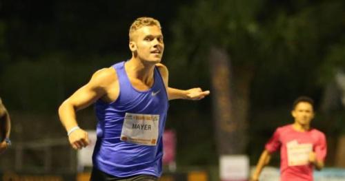 Athlé - Premier 400 m haies pour Kévin Mayer