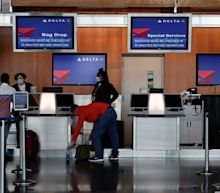 Delta Sees Travel Rebound Stalling on Surge in U.S. Virus
