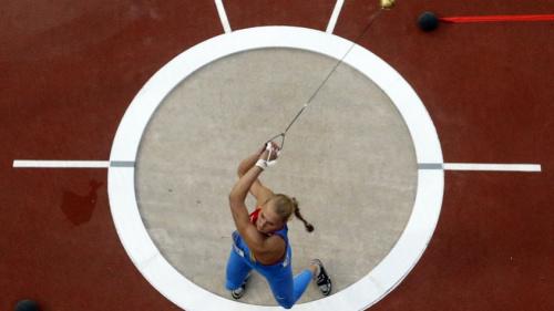 Quatro atletas russos que disputaram Londres-2012 são pegos no doping