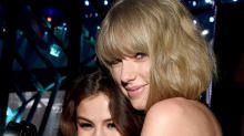 Taylor cambia a Calvin por Selena en la Gala Met