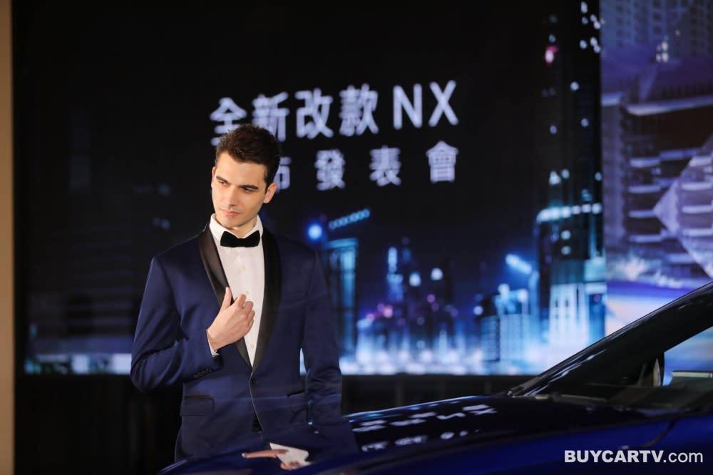 Lexus NX 小改款正式上市 售價152萬元起