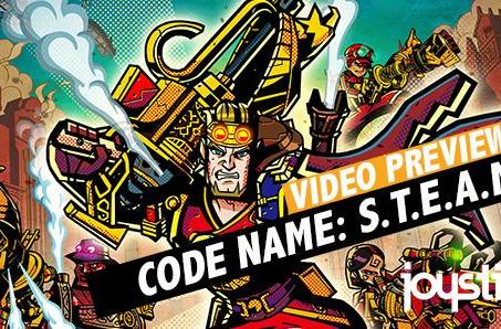 Code Name: STEAM video preview