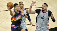 Devin Booker scores 27 points, Suns rout Wizards 134-106