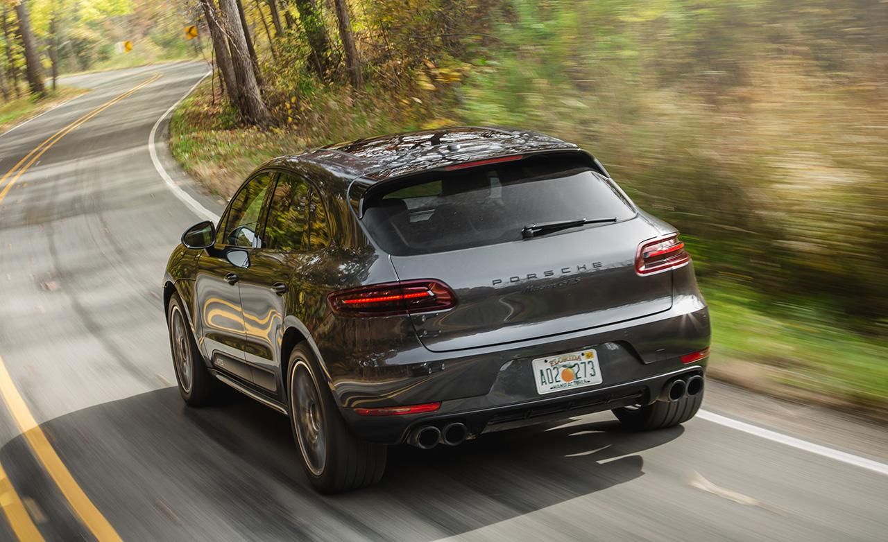 Car And Driver Best Suv: The Porsche Macan Is The Best Compact Luxury SUV